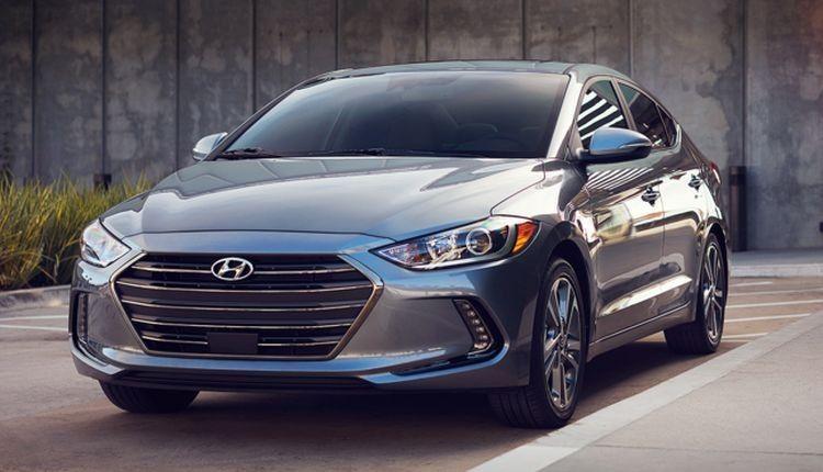 2017 Hyundai Elantra Changer
