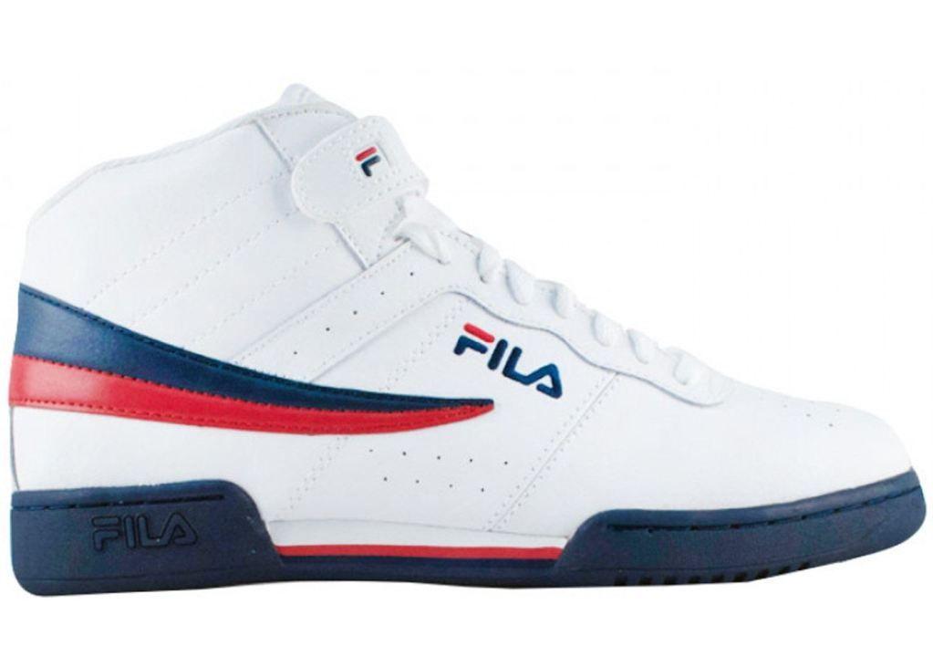 Sneakers,Fila F13 Joggesko, Kjøp sko, Røde sko  Sneakers, Buy shoes, Red shoes