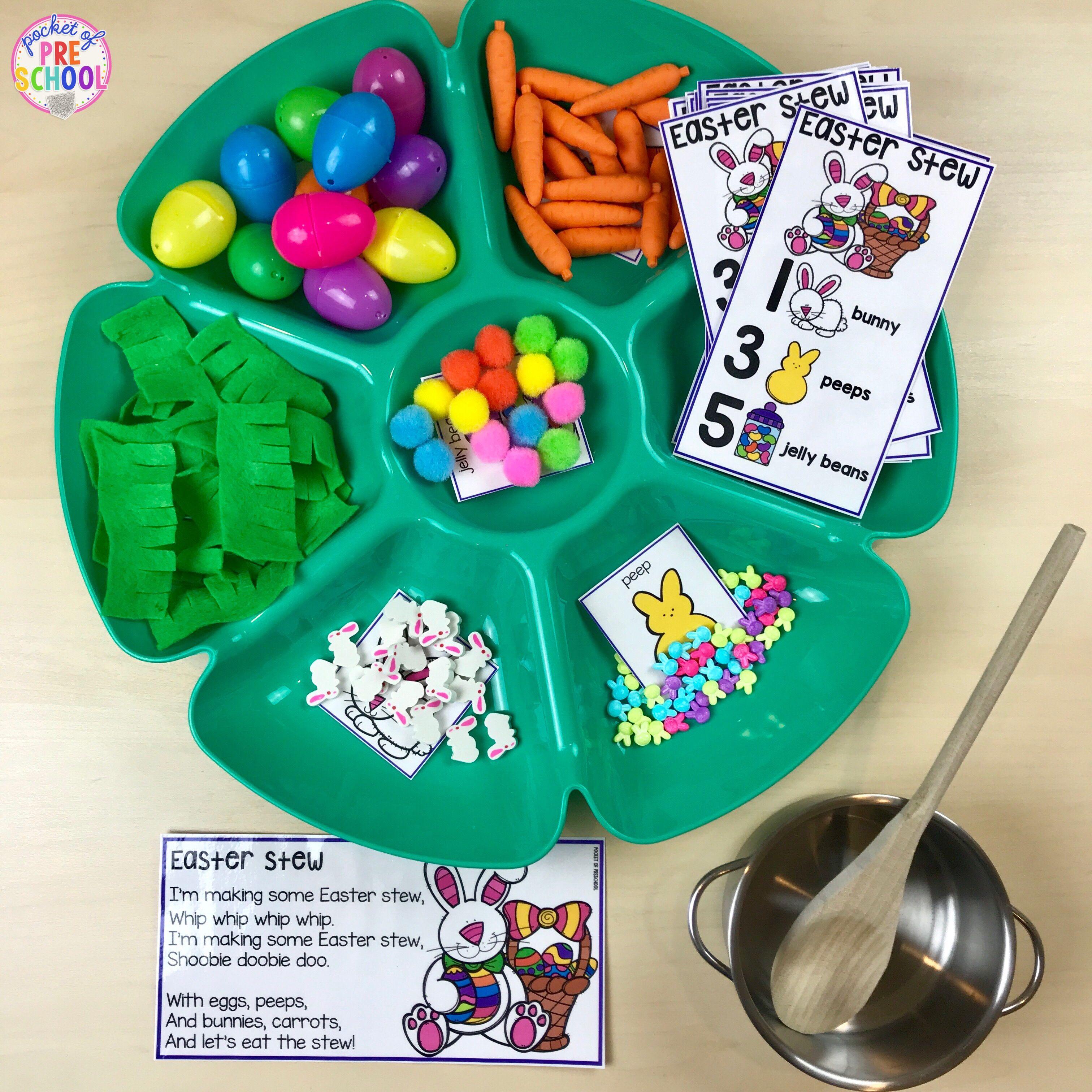 Counting Stews And Brews Bundle Year Long For Preschool Pre K Amp Kinder
