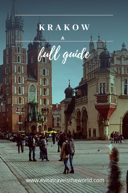 A Full Guide To Krakow Poland In 2020 Krakow Krakow Poland Poland