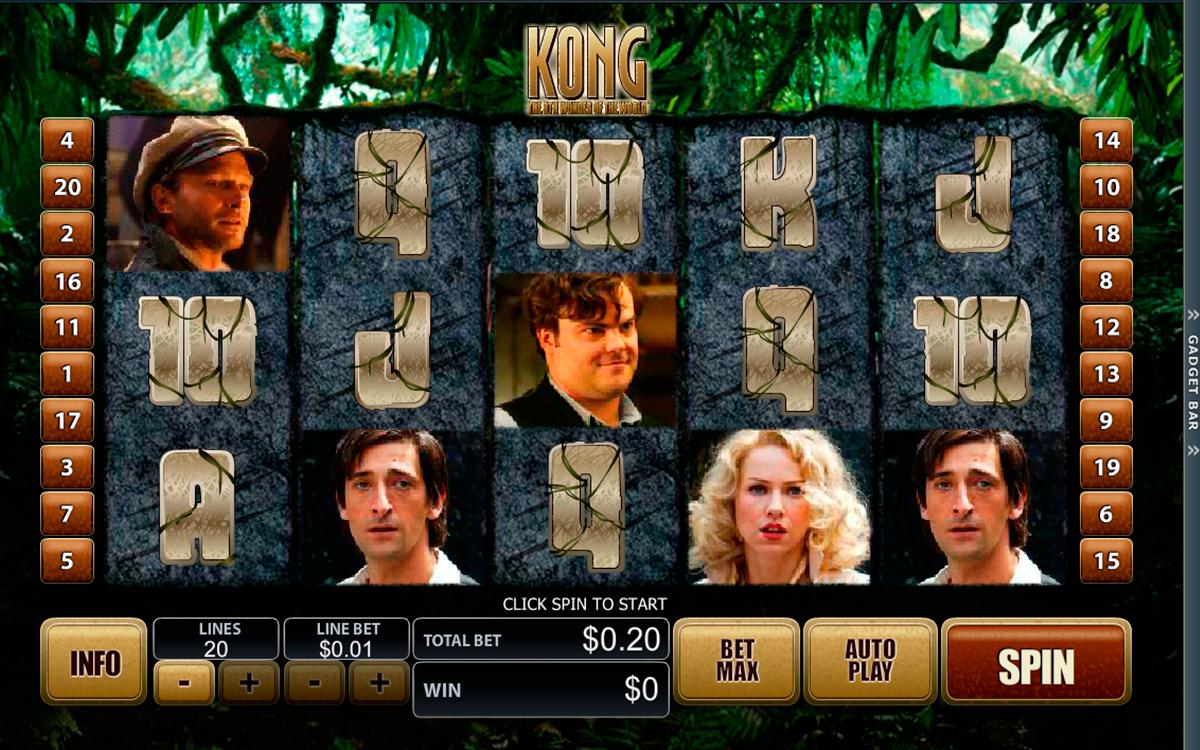 King Kong Spiele Kostenlos