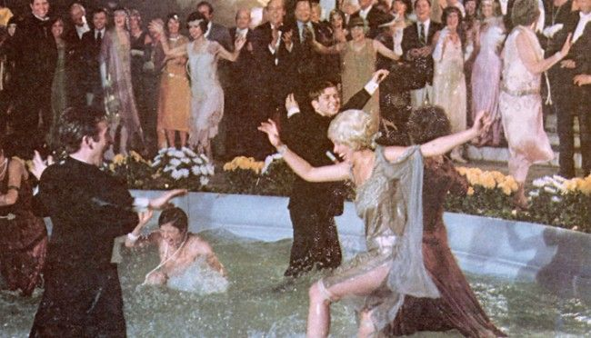 b5c5e7bb2691 ORIGINAL GATSBY PICTURES   Great Gatsby Movie 1974 House The great gatsby  (1974) with