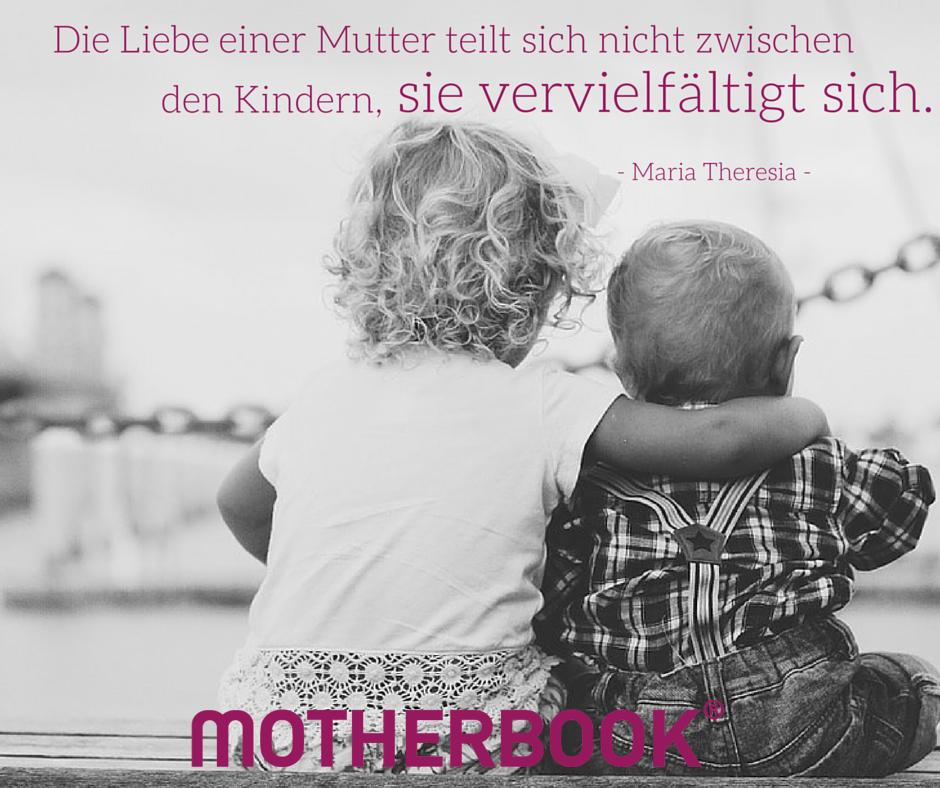 Geschwister Zitat Mutter Liebe Kind Matrisophie Erziehung