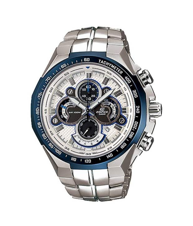 Casio Edifice Stainless Steel Watch for Men – AFH110 Casio G Shock Watches f39c1af5ed