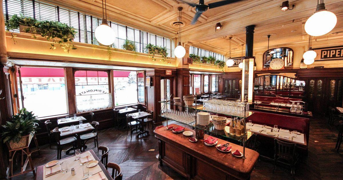 Le Diplomate Washington dc, Restaurant, Best places to eat