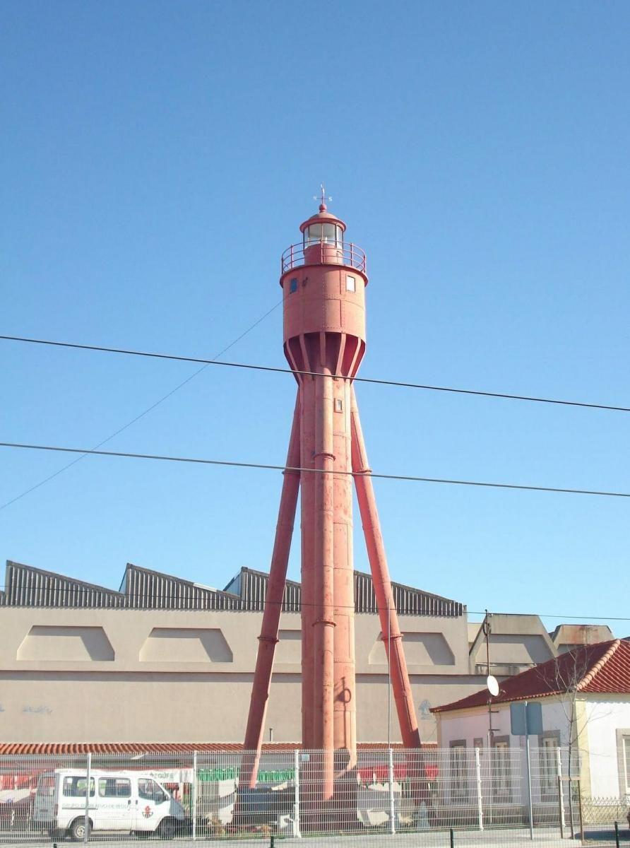 Farol Do Regufe Lighthouse Building Space Needle