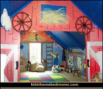 Farm Theme Bedroom Decorating Ideas Horse Theme Bedroom Decorating Ideas Girls Horse Theme Bedrooms Farm Animals Decor Country Themed Bedroom John Dee Farm Animals Decor Barnyard Bedroom Bedroom Themes