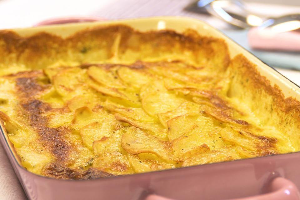 Photo of Das beste Kartoffelgratin von etikette | Chefkoch