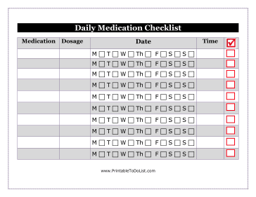 Home Medication Chart Template Template Medication Administration ...