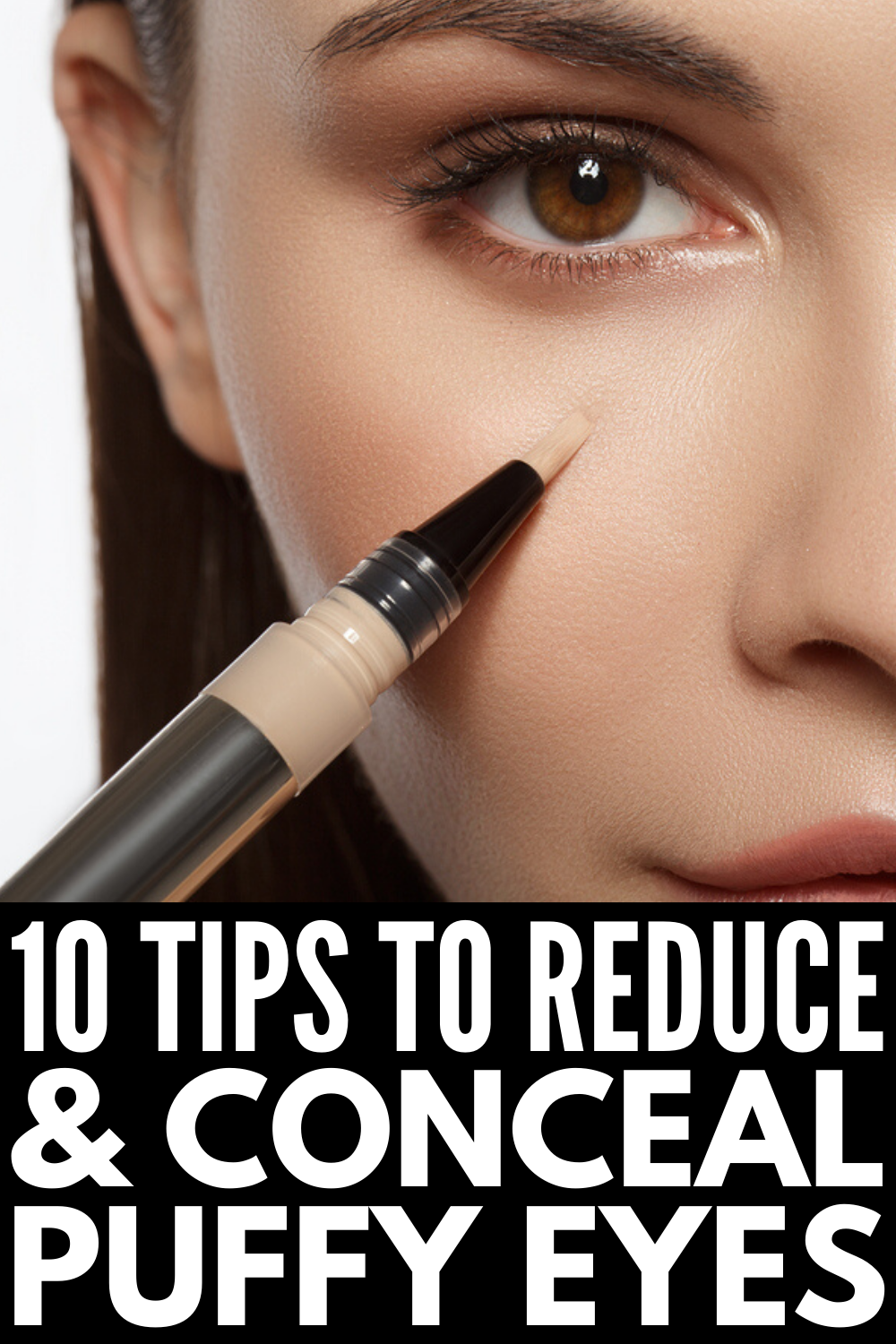 How to Get Rid of Eye Bags: 10 Tips and Tricks that Work ...