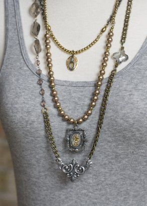 Sheer addiction Necklace