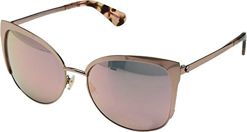 Kate Spade New York Womens Genice/S Rose Gold/Grey/Rose Gold One Size One Size