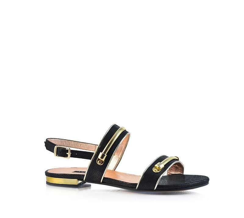 Collezione scarpe Albano Primavera Estate 2017 - Sandali bassi Albano