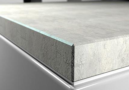 Küche Alles rund um die Arbeitsplatte Küchenarbeitsplatte - k chenarbeitsplatten aus beton