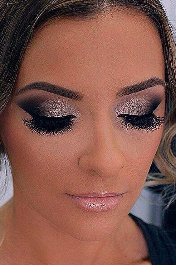 Photo of Sexy Smoky Eye Makeup-Ideen, die Ihnen helfen, seine Aufmerksamkeit auf sich zu ziehen