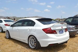 White Civic Si Sedan Google Search Civic Pinterest