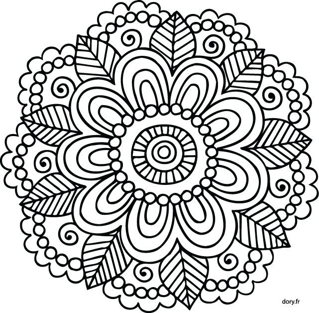 coloriage mandala en ligne 34 mandala coloriage adulte via