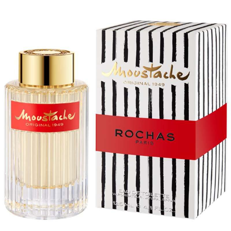 Nuevo Perfume Para Hombre Moustache Original 1949 De Rochas Perfumes Para Hombres Perfume Perfumeria