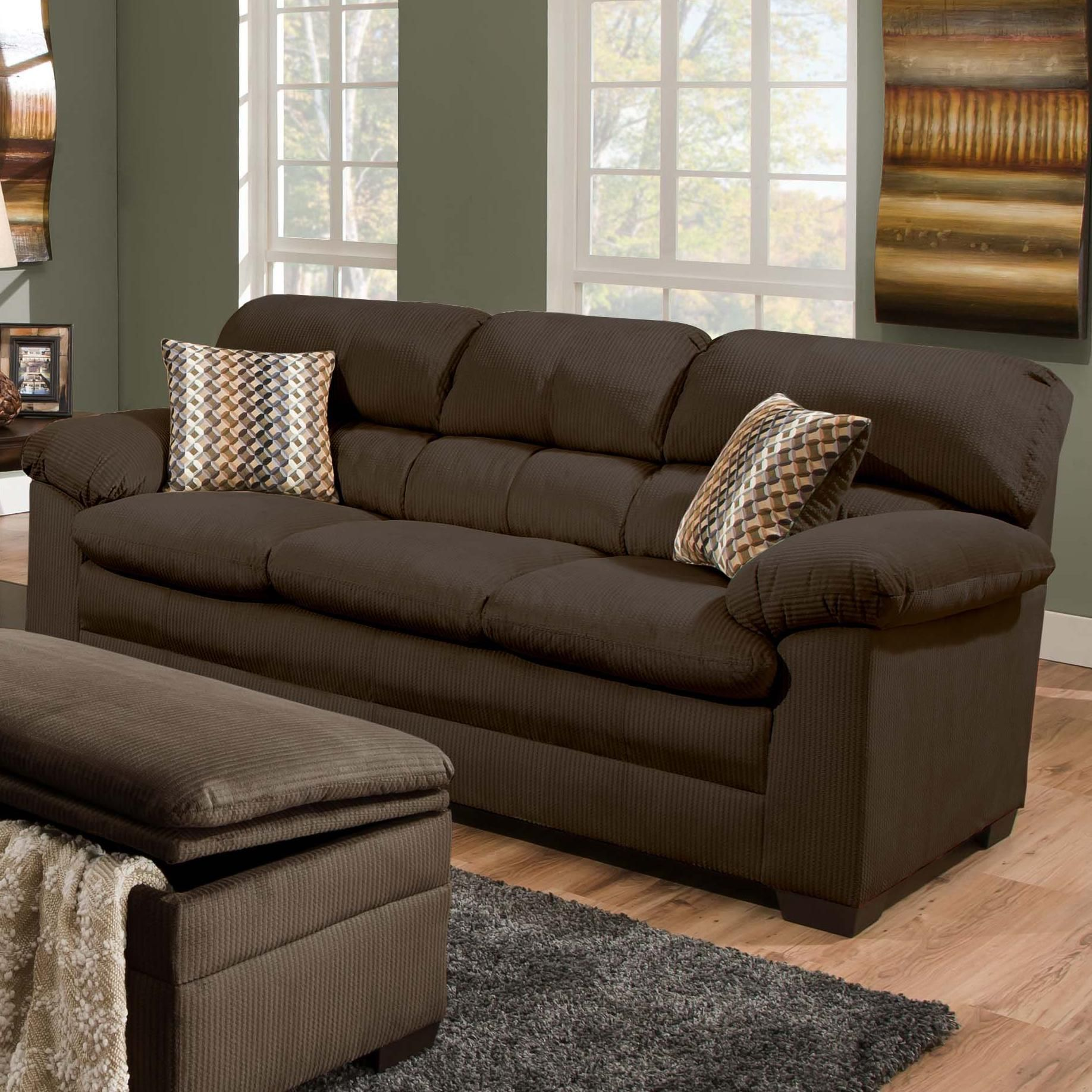 3685 Sofa by United Furniture Industries furniture