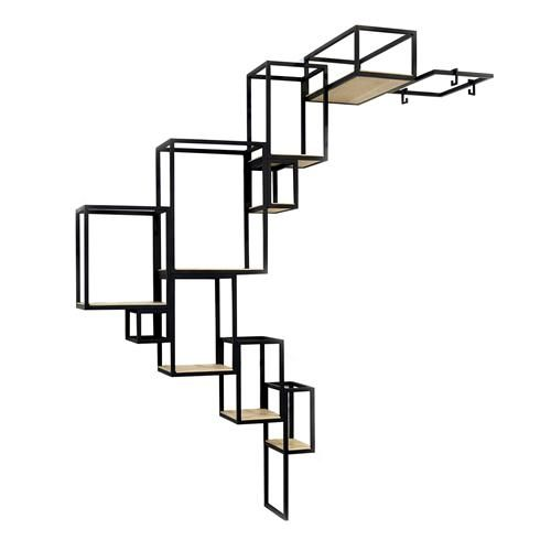 Serax Jointed Wall Bücherregal Jetzt bestellen unter   - wohnzimmer regale design