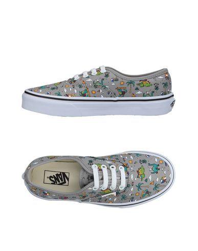 VANS Boy's' Low-tops & sneakers Grey 2.5Y US