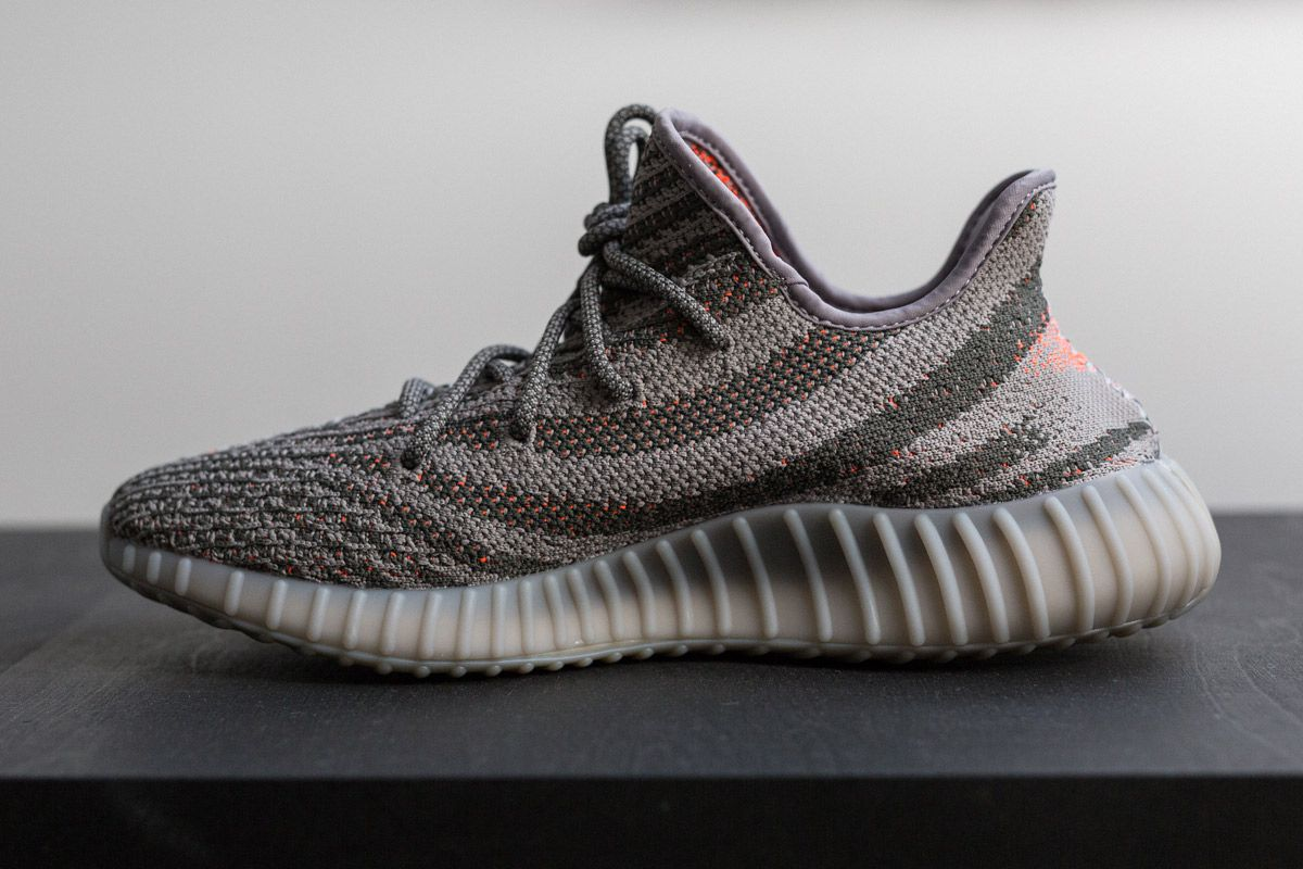 A Detailed Look at the adidas Originals YEEZY Boost 350 V2