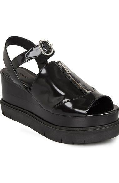 3c9b49d4b381 ALLSAINTS Gino Wedge Sandal (Women).  allsaints  shoes  sandals ...