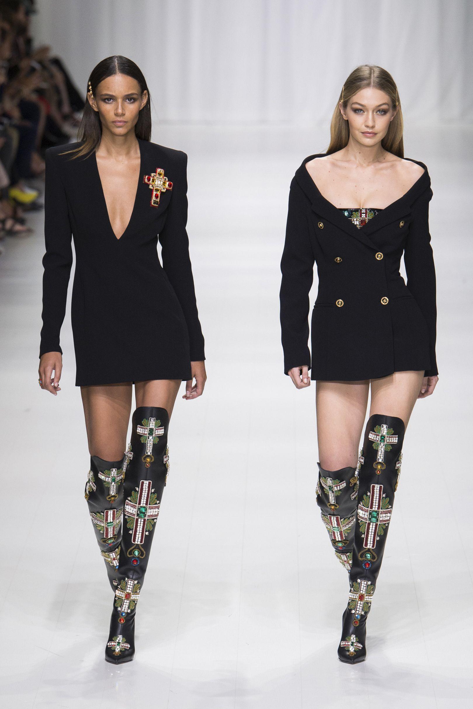 93283e9eead Versace Spring/Summer 2018 Ready To Wear | fashion | Fashion ...