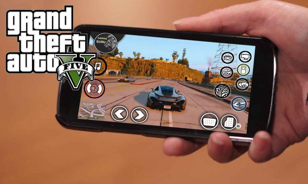 The 30 Second Trick For Gta 5 Apk Android Mobile Download With
