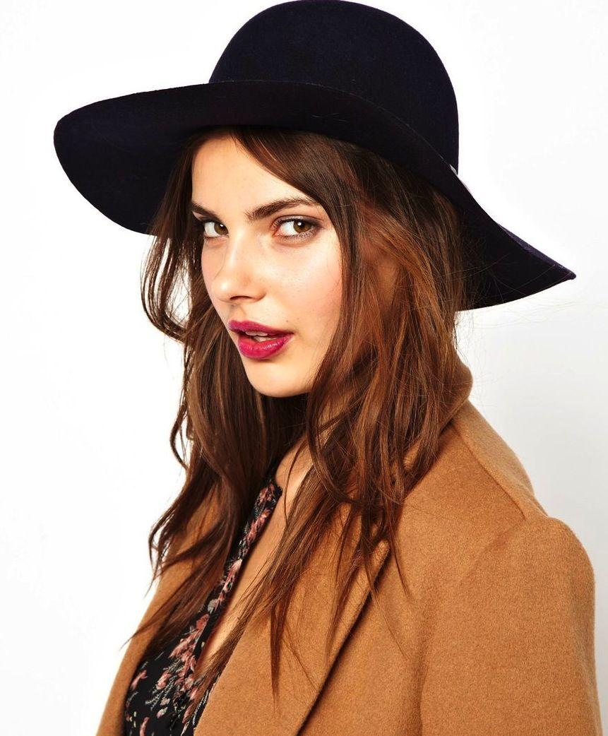 Este invierno no salgas de casa sin sombrero - Moda para ...