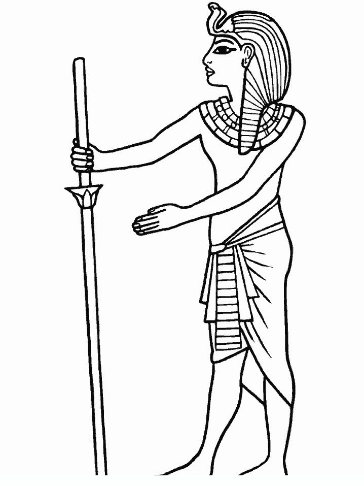 egyptian_drawings_006 Teens coloring pages | Coloring pages for ...