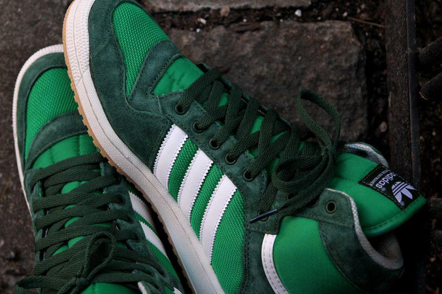 adidas decennio og metà lista verde pinterest adidas