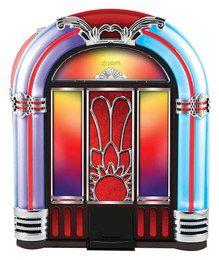 Ion Audio Jukebox Bluetooth Speaker for Apple® iPod