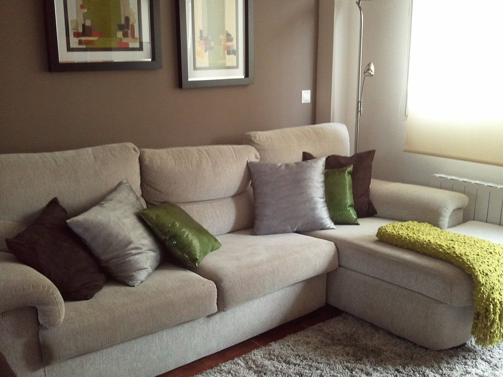 Sof Chaise Longue Beige Buscar Con Google Sofa Pinterest # Cojines Para Muebles