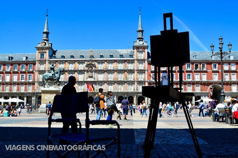 O Que Fazer Em Madrid Top 10 Pontos Turísticos Centro Histórico Ponto Turístico Madrid O Turista