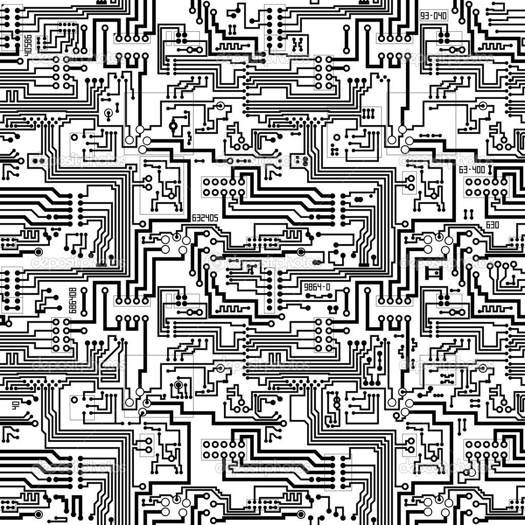circuit board pattern - Google Search | 02_UIFF_moodboard_hex_obj ...