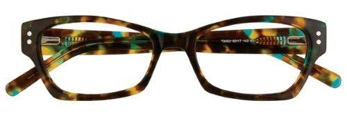 8cc18d79032d83 Takumi T9962 Eyeglasses 060 Tortoise (Green) Blue   Products ...