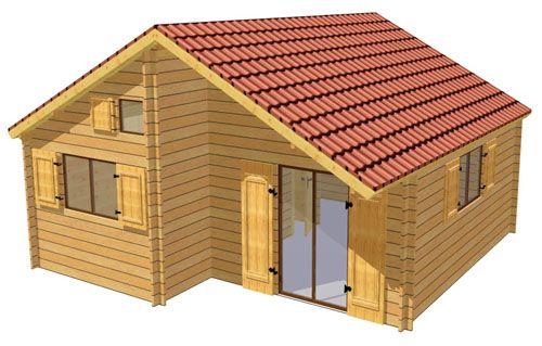 Habitation de loisirs Archives - Abris de jardin en bois abri - maison bois et paille