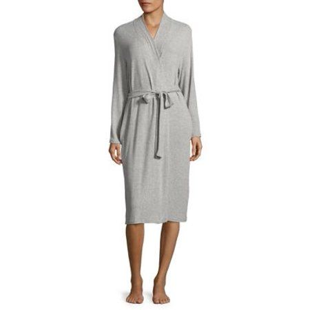 Photo of Natori-N Natori Women's Soho Brush Robe-Walmart.com