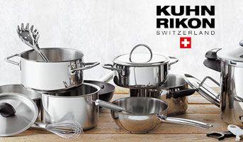 Gewinne mit ein wenig Glück ein Ticket für den Kuhn Rikon VIP-Shopping Rampenverkauf. https://www.alle-schweizer-wettbewerbe.ch/gewinne-kuhn-rikon-vip-shopping/