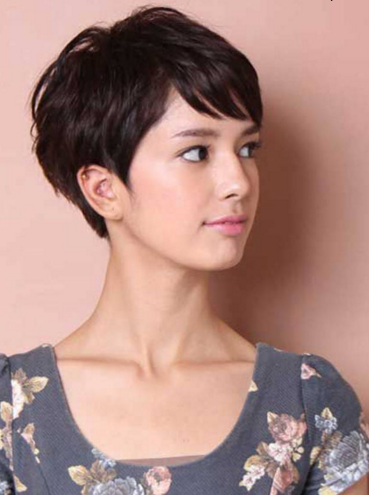 Pin By Rose Ann Moriano On Short Layered Haircuts Pinterest
