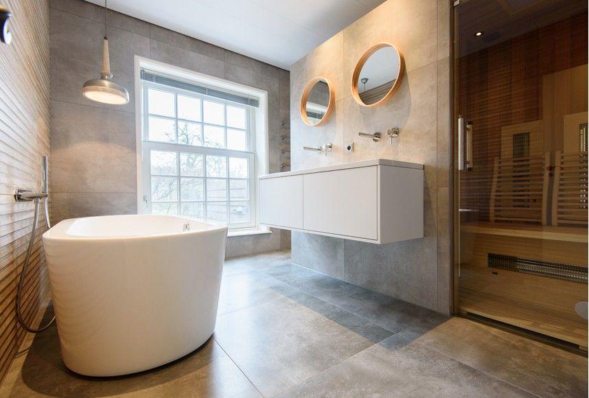 De maatwerk badkamers van Het Badhuys in Breda. Een klasse apart ...