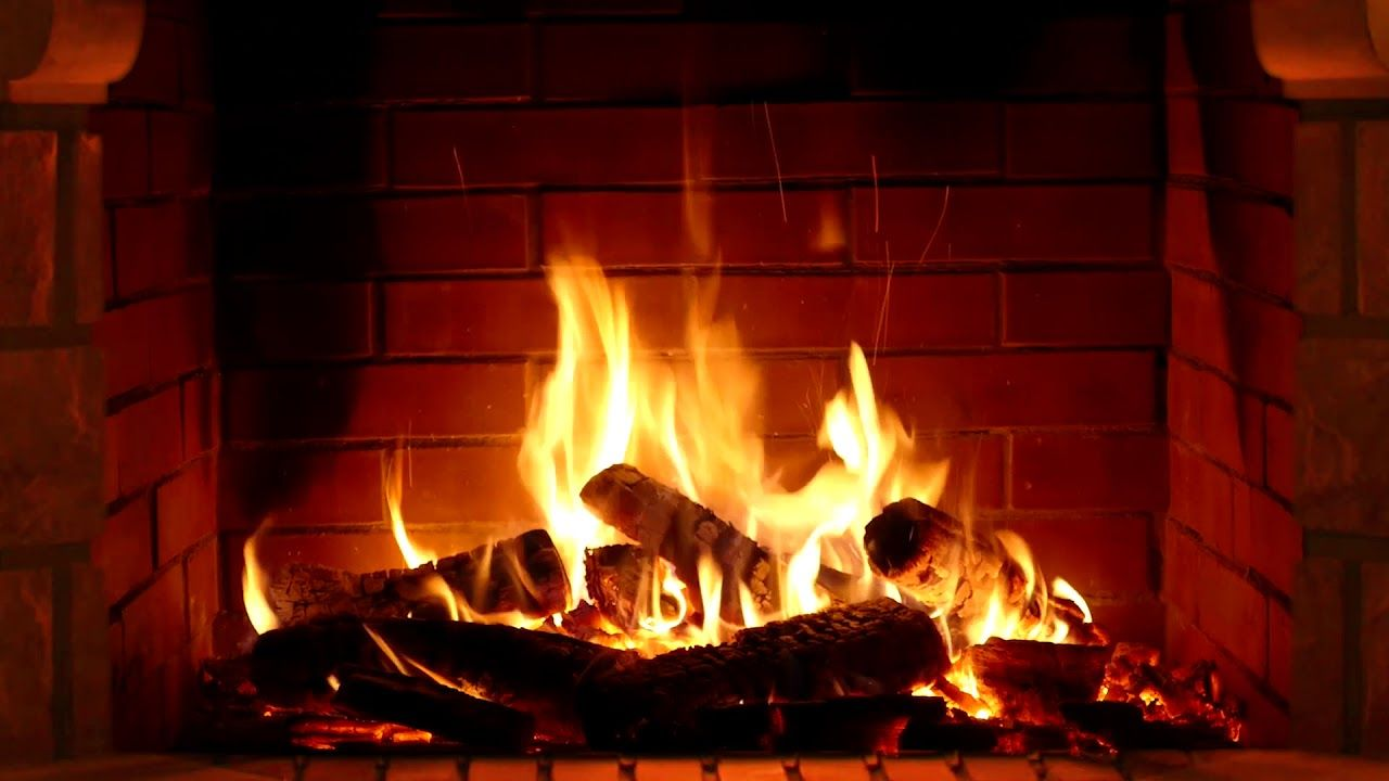 🔥 Best Fireplace 1080p 🔥 | Fireplace Sounds | Full HD | 8 HOURS