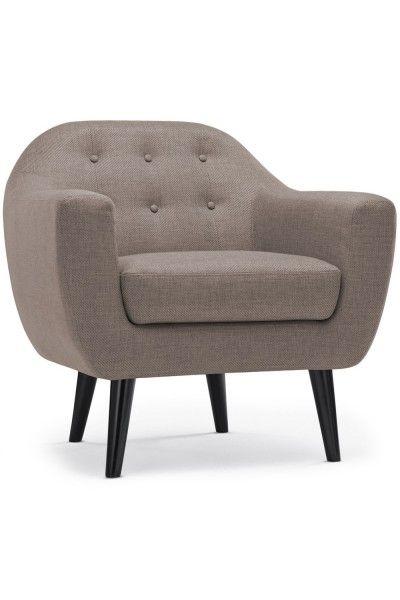 Fauteuil confortable, dossier capitonné Le fauteuil FIDELIO est un ...