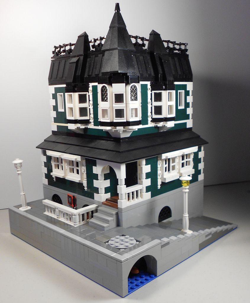 Brick Town Talk May 2012 Lego house