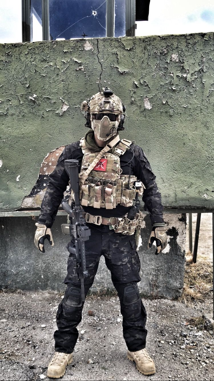 Airsoft On Instagram Serkan Ata Turk Tactical Gear Loadout
