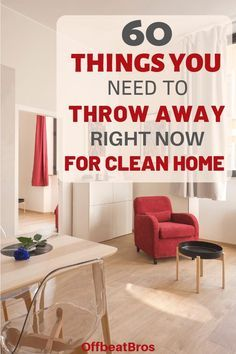 60 Things You Must Throw Away For an Organized Home images