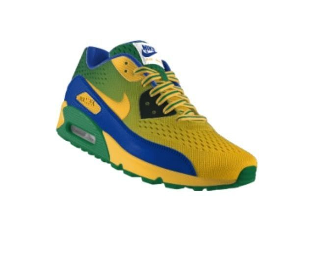 fe45b721 Nike Air Max 90 Hyperfuse Brazil DS stock Sizes 6-13US | Shoes | Air ...