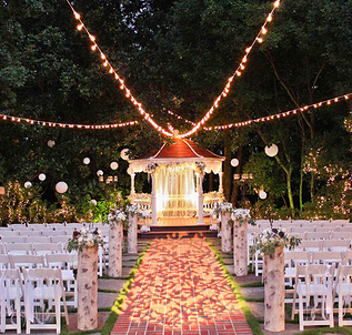 Lets Help You Make Your Dream Into Reality Atlanta Wedding Venues Georgia Wedding Venues Outdoor Night Wedding