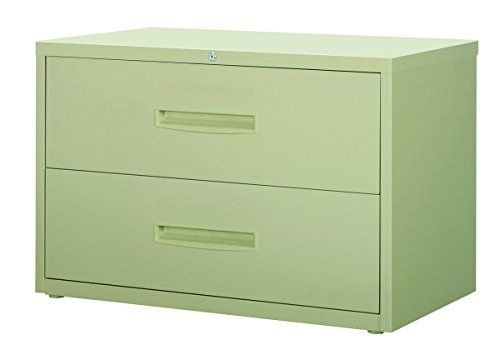 Office Dimensions Commercial 2 Drawer Lateral File Cabinet 42 Inch Wide Putty Home Office Furniture Lateral File Cabinet Drawers